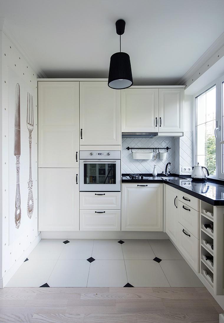 Фото № 47577 кухня  Квартира