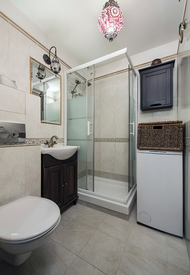 интерьер ванной - фото № 47579