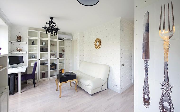 Фото № 47583 гостиная  Квартира