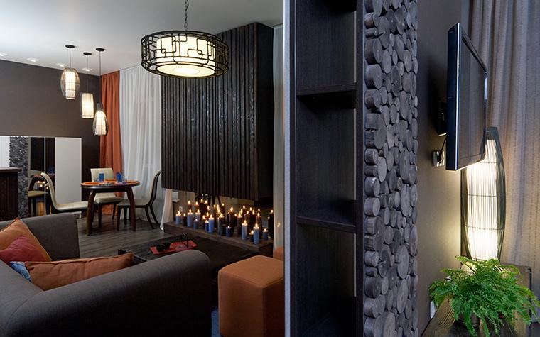 Фото № 47587 гостиная  Квартира