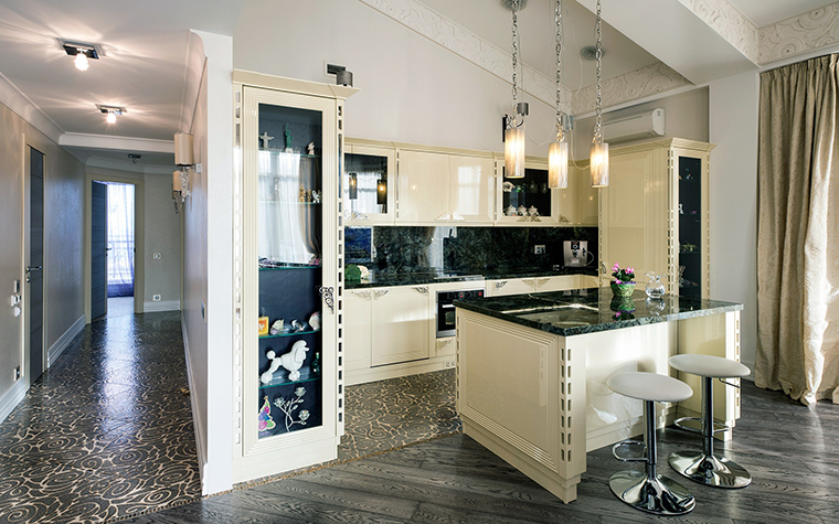 интерьер кухни - фото № 47604