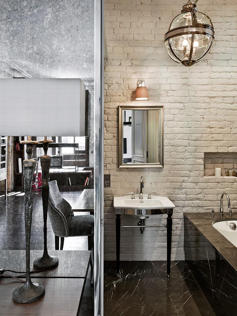интерьер ванной - фото № 47615