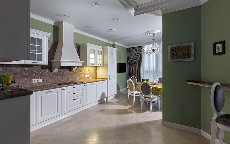 интерьер кухни - фото № 47621