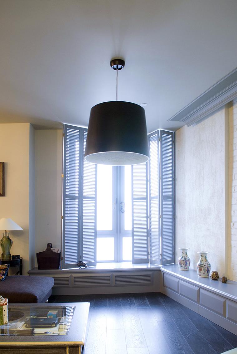 интерьер гостиной - фото № 47637
