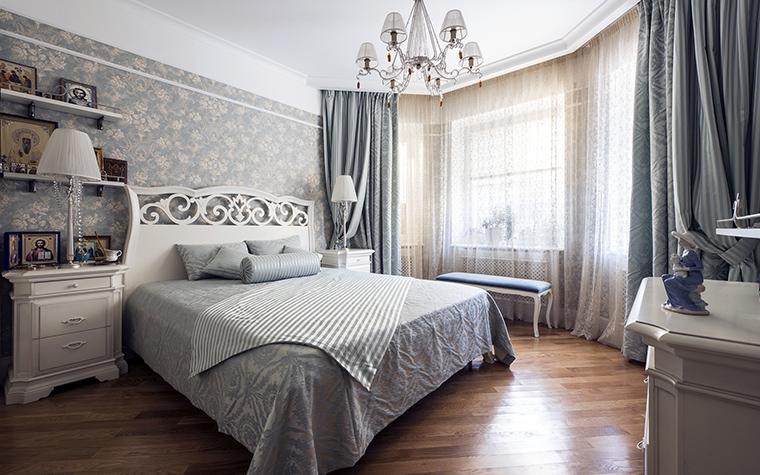 Фото № 47648 спальня  Квартира