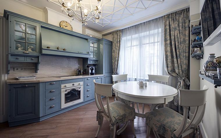 Квартира. кухня из проекта , фото №47664