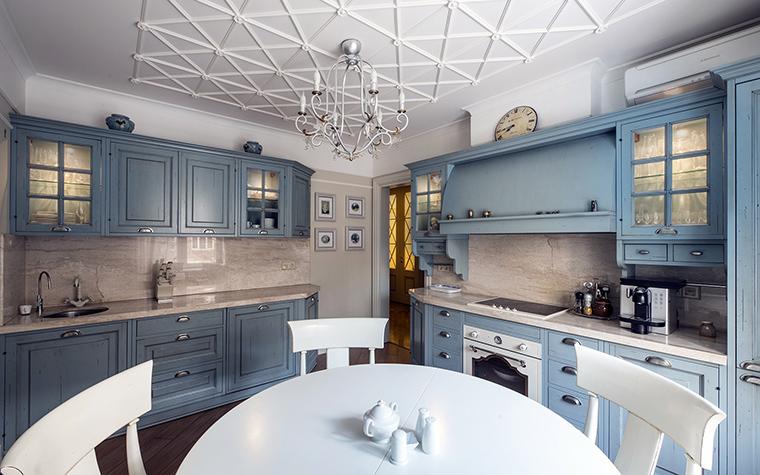 Квартира. кухня из проекта , фото №47665