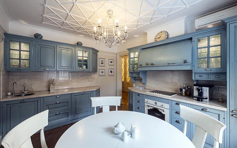 Фото № 47666 кухня  Квартира