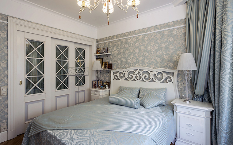Фото № 47651 спальня  Квартира
