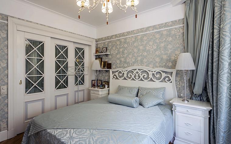 Квартира. спальня из проекта , фото №47651