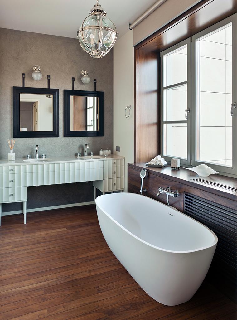 интерьер ванной - фото № 47678