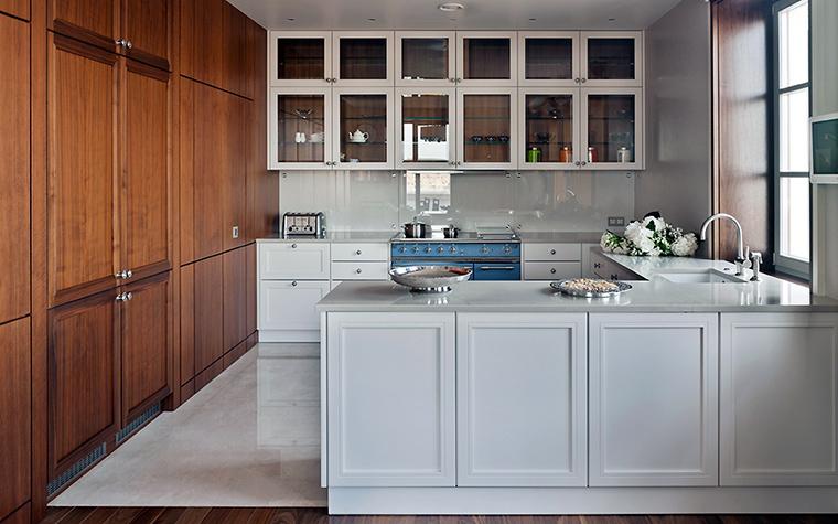 интерьер кухни - фото № 47673