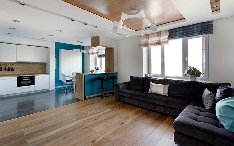 интерьер гостиной - фото № 47714