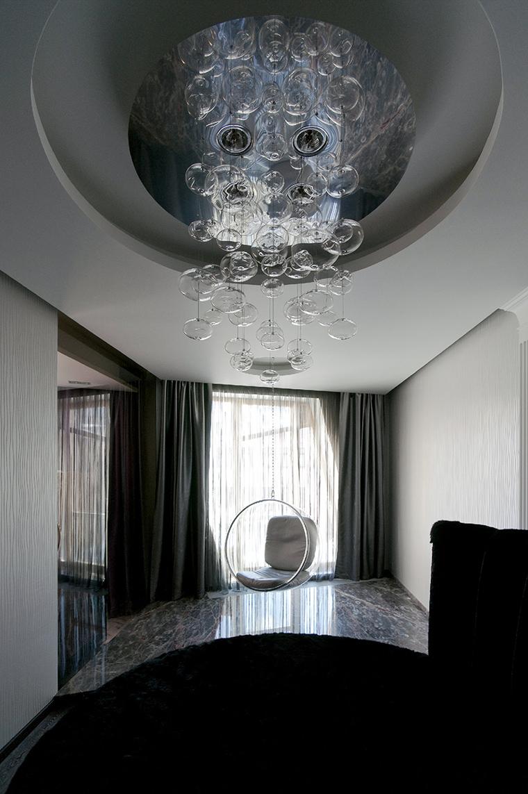 интерьер спальни - фото № 47787