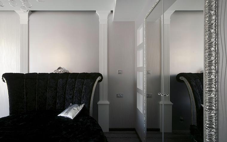 интерьер спальни - фото № 47789