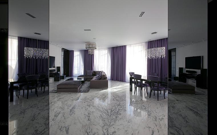 интерьер гостиной - фото № 47778