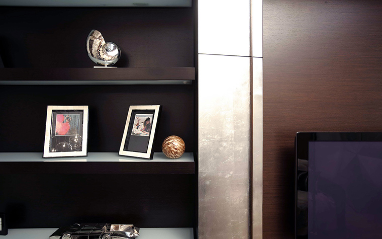 Мини-кабинет в квартире