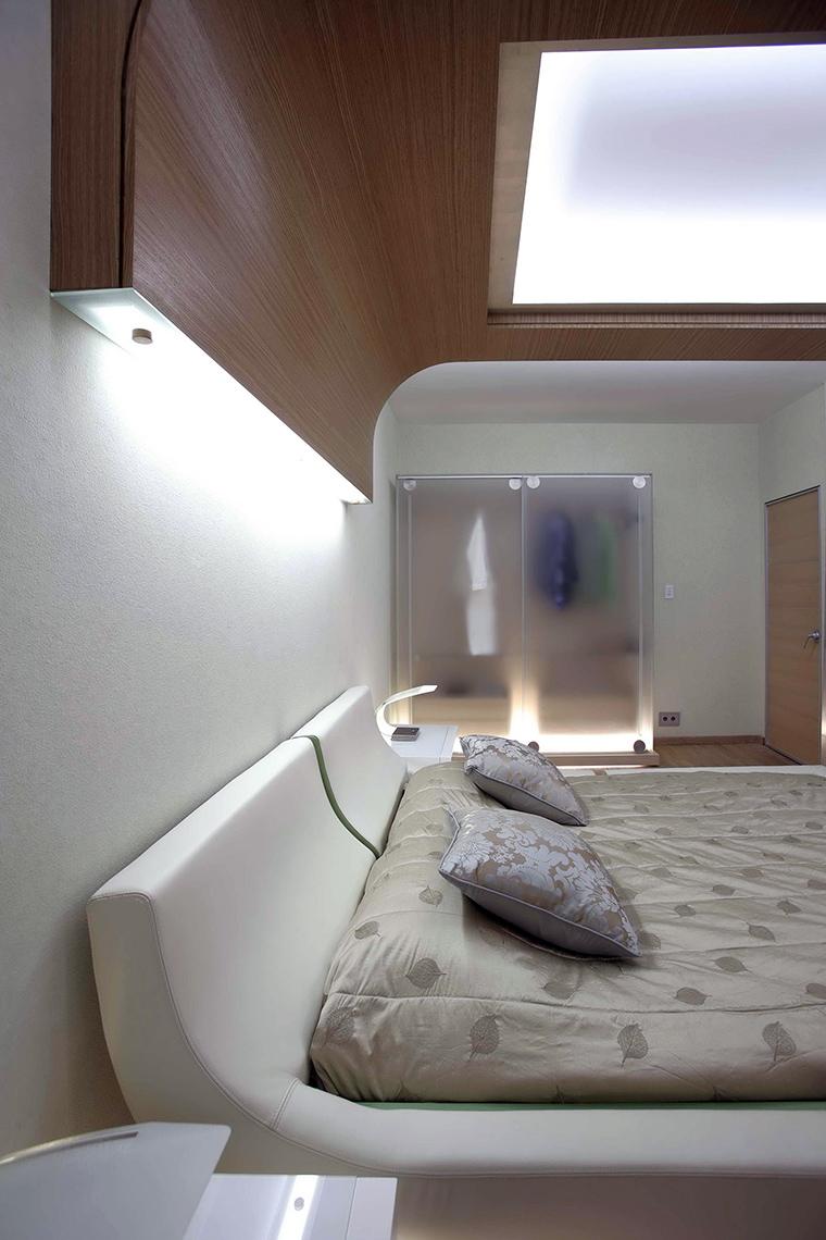 интерьер спальни - фото № 47813