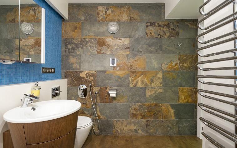 Квартира. ванная из проекта , фото №47907