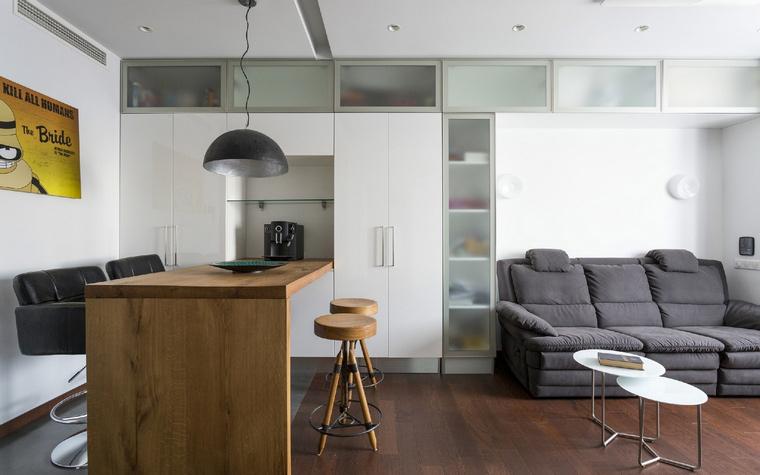 Квартира. гостиная из проекта , фото №47902