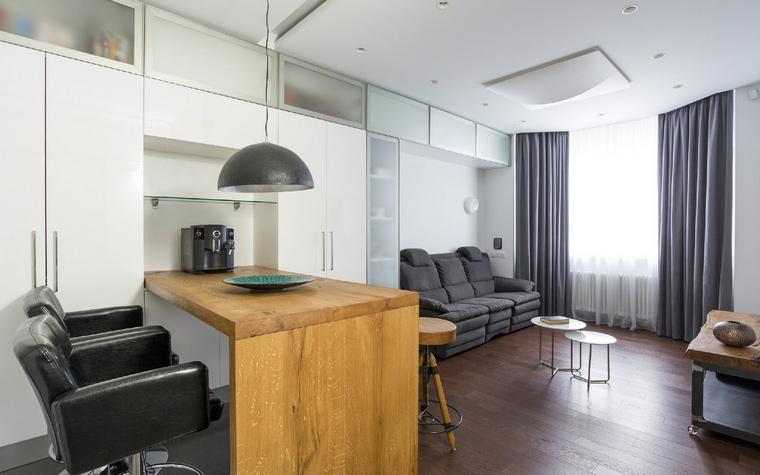 Фото № 47903 гостиная  Квартира