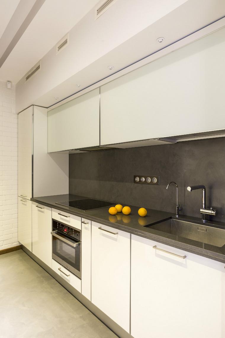 Квартира. кухня из проекта , фото №47909