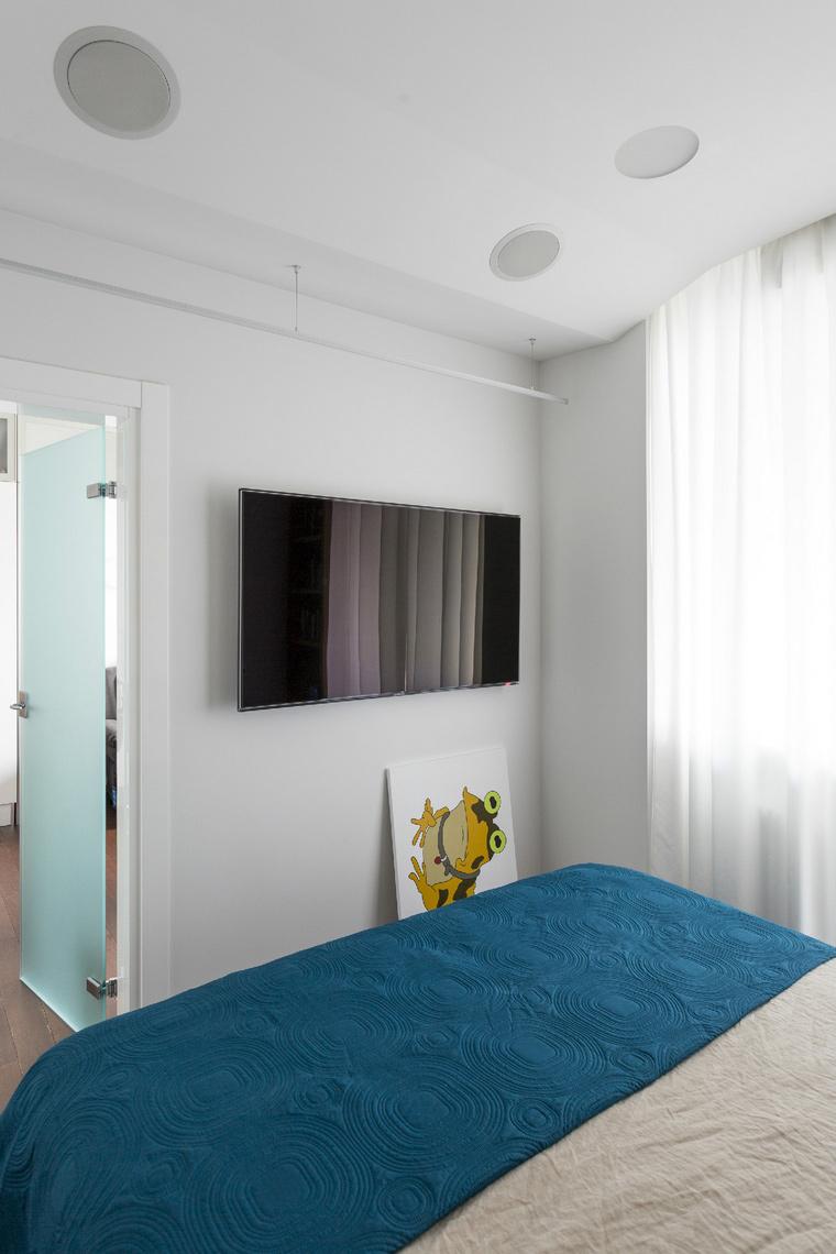 интерьер спальни - фото № 47896