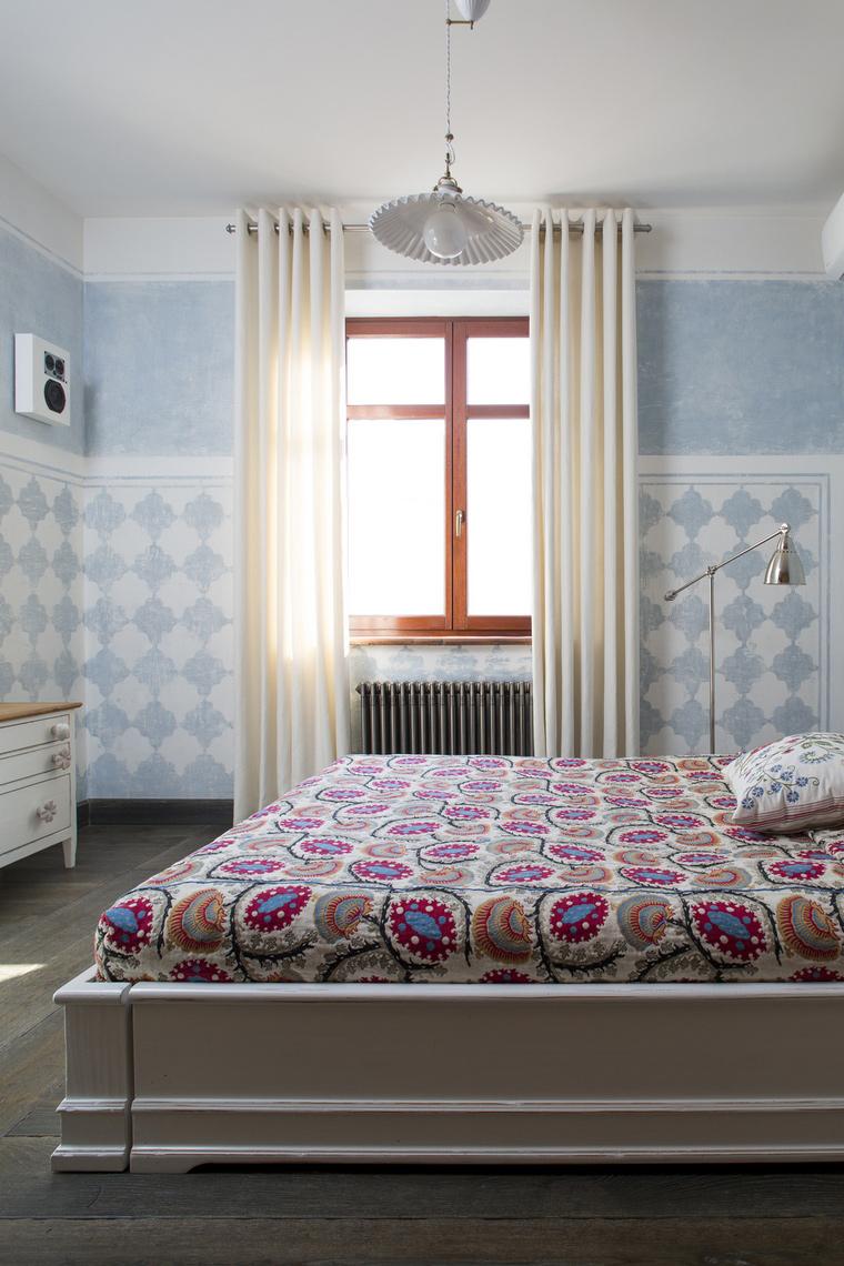 Фото № 47918 спальня  Квартира