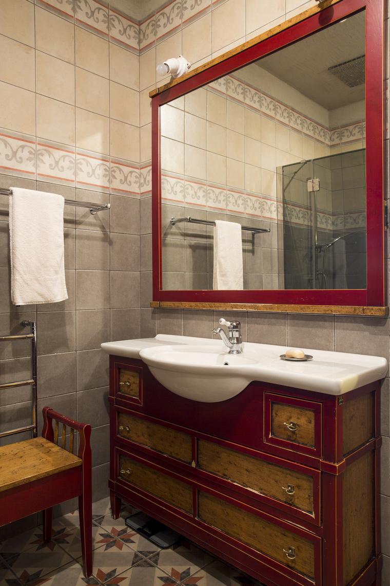 Фото № 47920 ванная  Квартира
