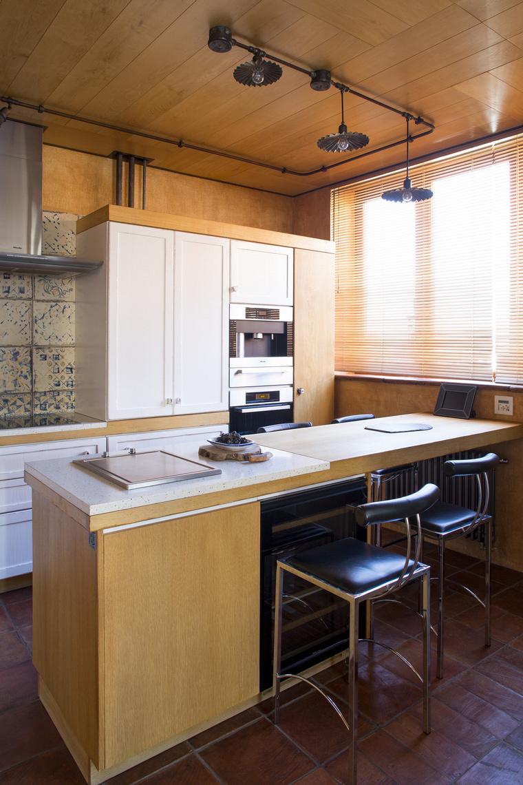 Фото № 47915 кухня  Квартира