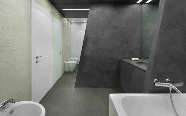 Квартира. ванная из проекта , фото №47956