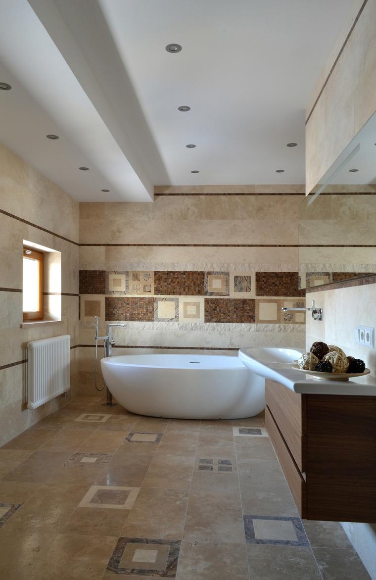 Фото № 47963 ванная  Квартира
