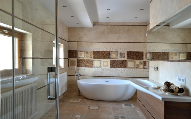Фото № 47964 ванная  Квартира