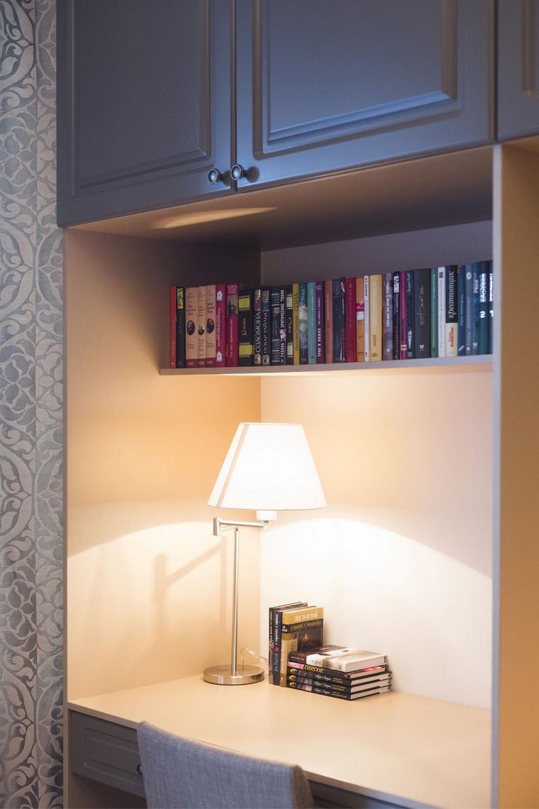 Квартира. гостиная из проекта , фото №47979