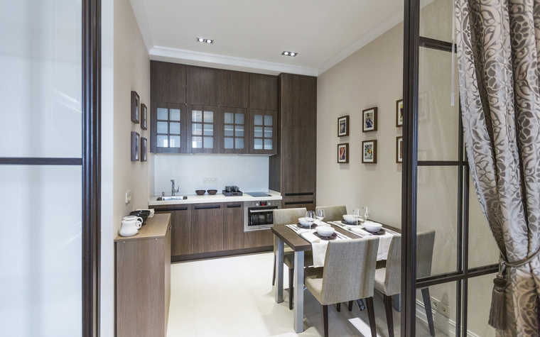 интерьер кухни - фото № 47971