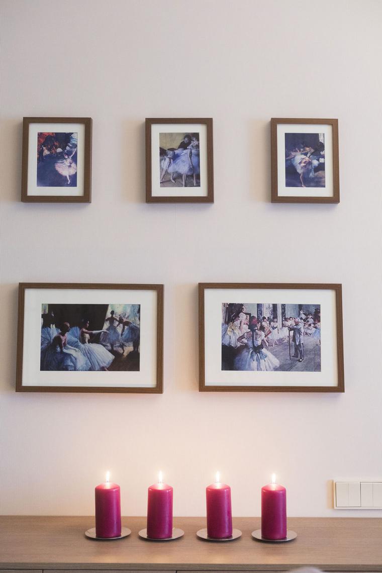 интерьер гостиной - фото № 47977