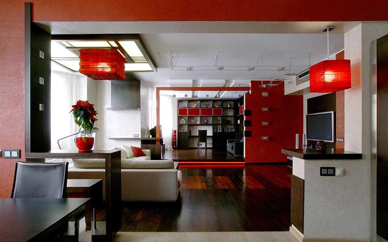Дизайн стен в интерьере квартиры