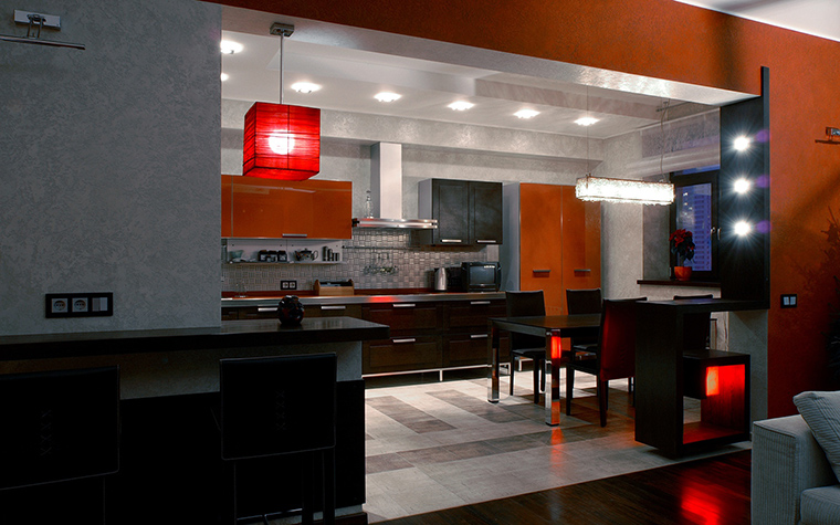 кухня - фото № 48014