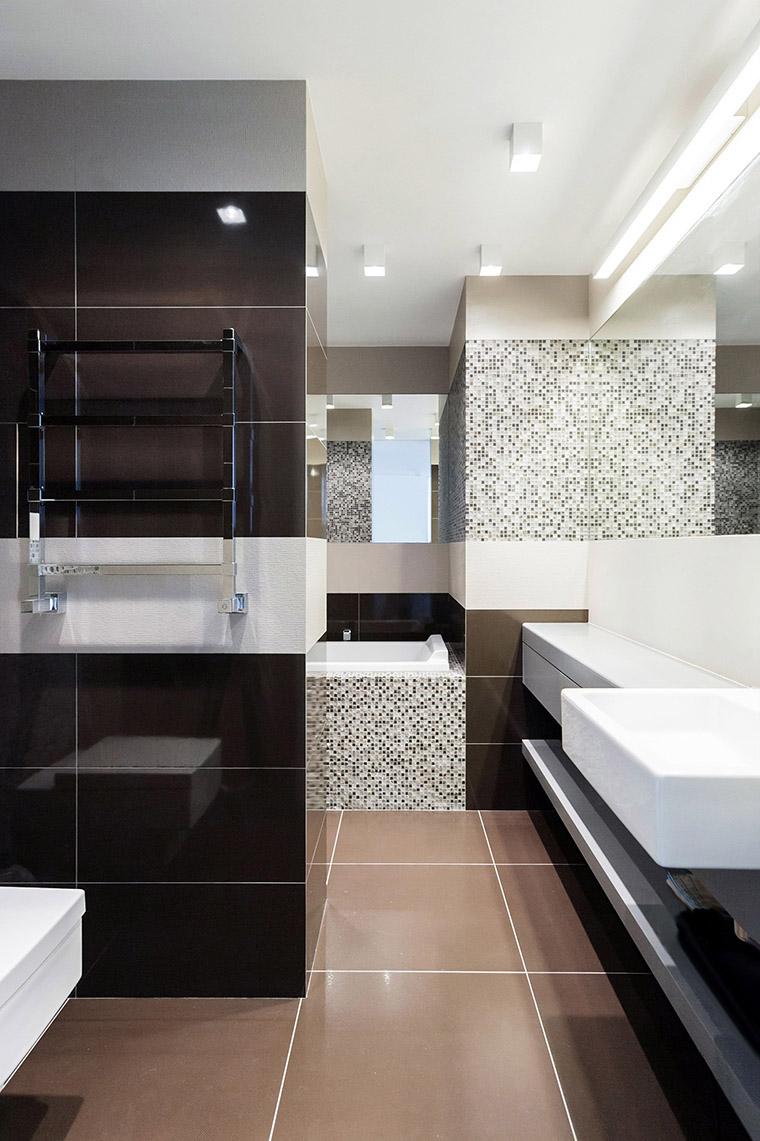 интерьер ванной - фото № 48033