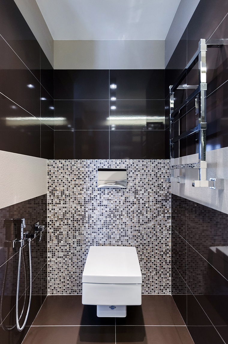 интерьер ванной - фото № 48034