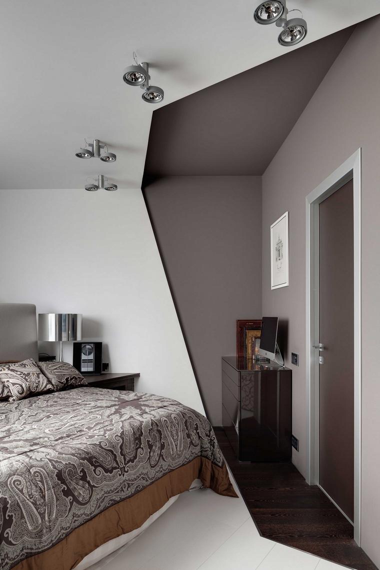 Фото № 48067 спальня  Квартира