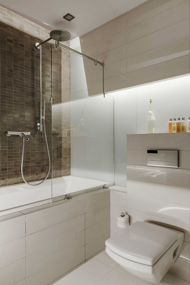 Фото № 48063 ванная  Квартира