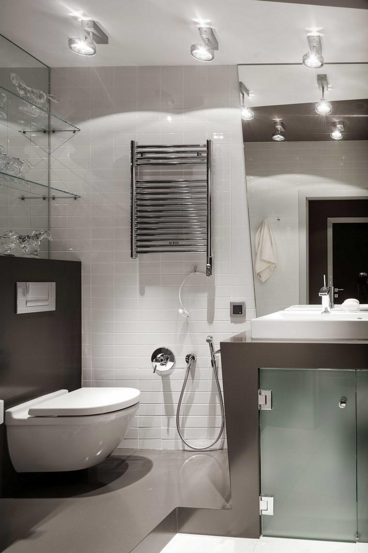 Фото № 48064 ванная  Квартира