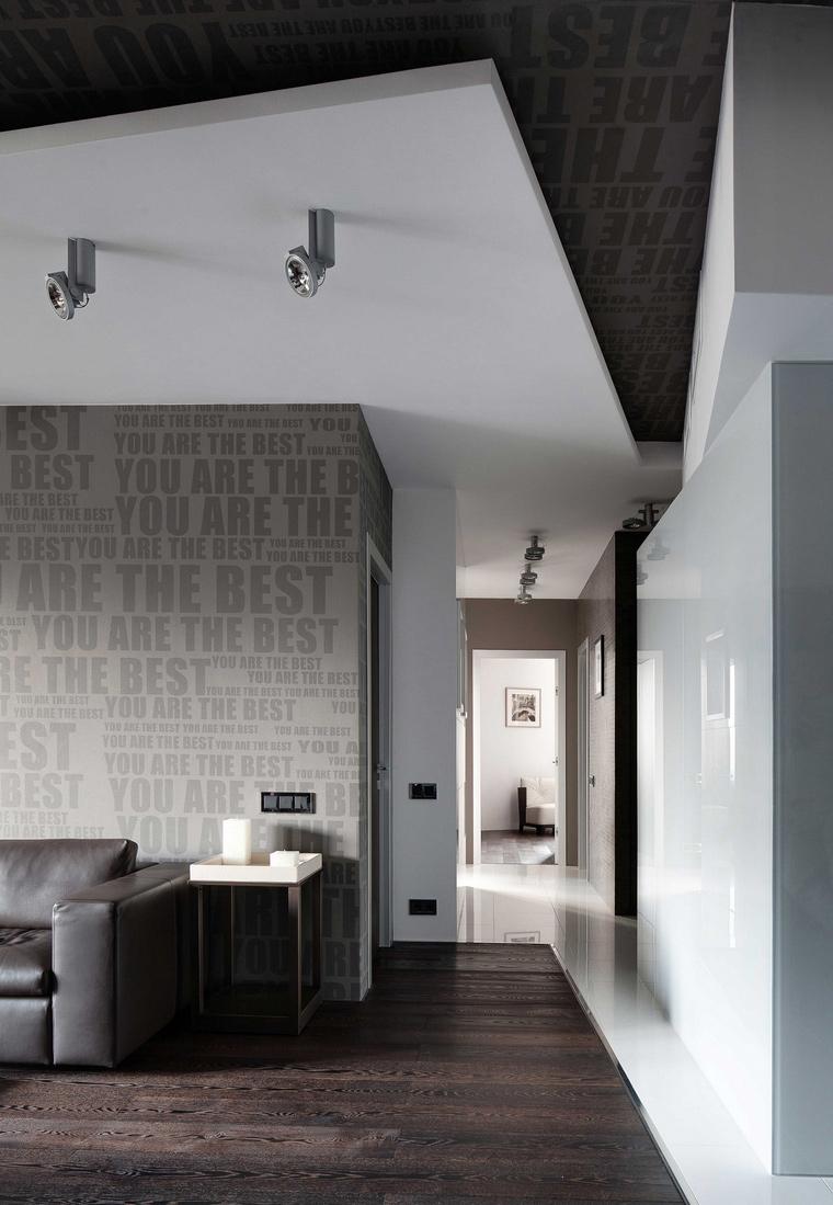Фото № 48059 гостиная  Квартира