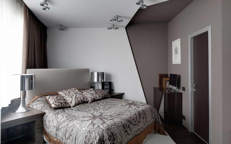 Фото № 48066 спальня  Квартира