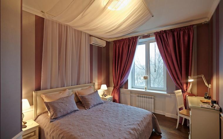 интерьер спальни - фото № 48132