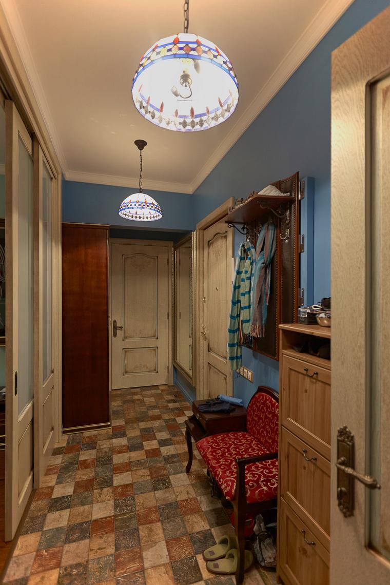Квартира. холл из проекта , фото №48137