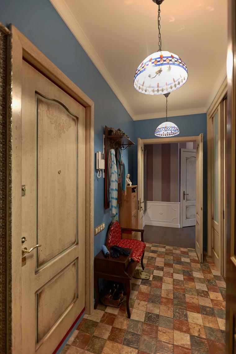 Квартира. холл из проекта , фото №48138