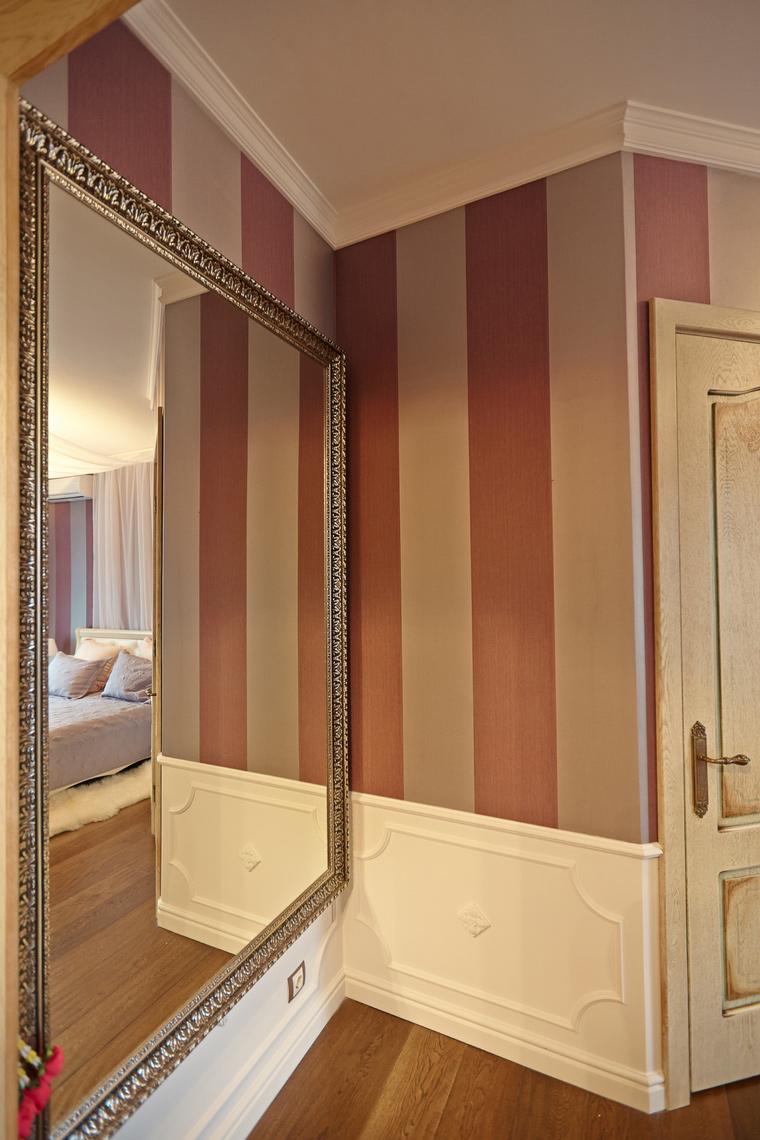 интерьер спальни - фото № 48135