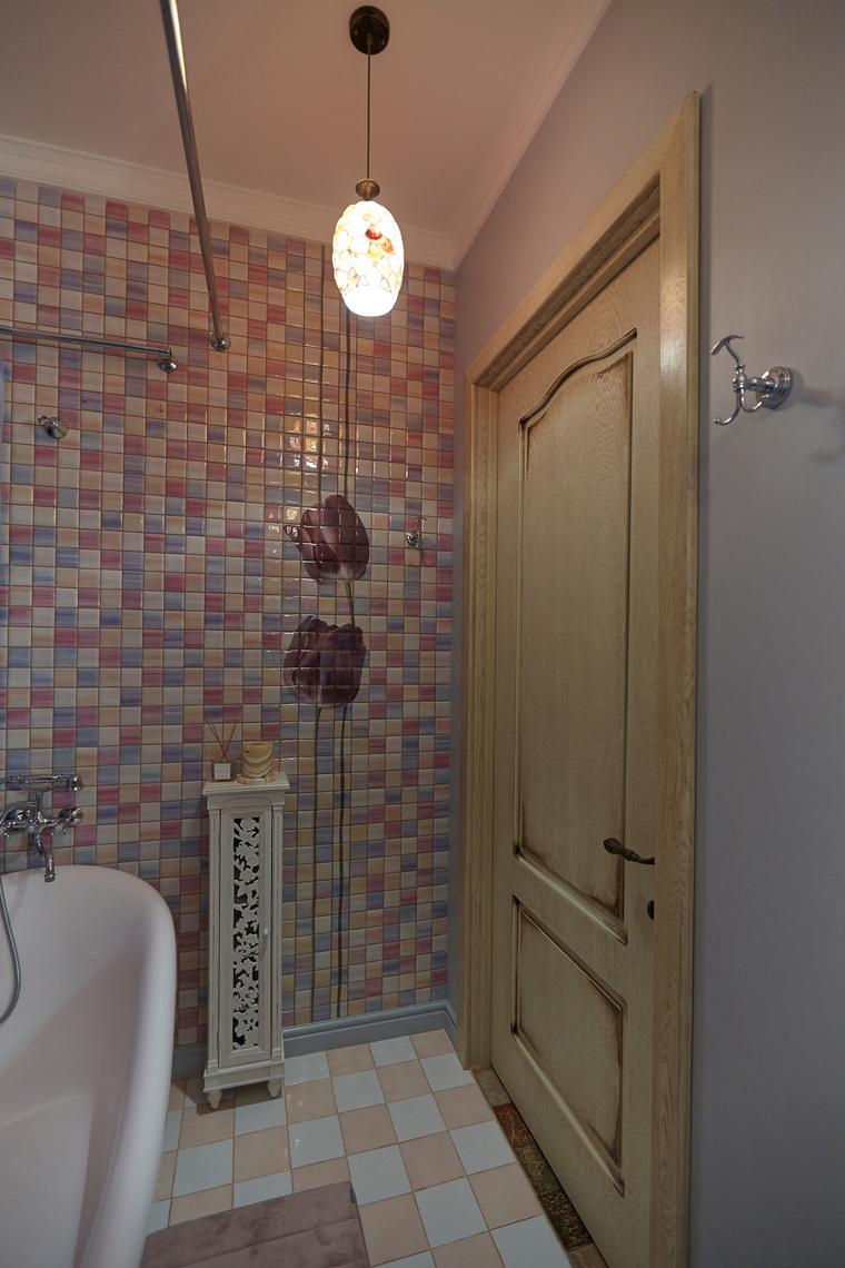 Квартира. ванная из проекта , фото №48142